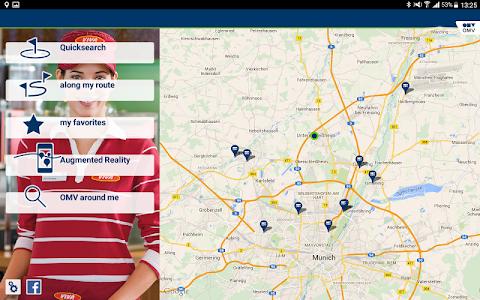 OMV Filling Stations screenshot 5