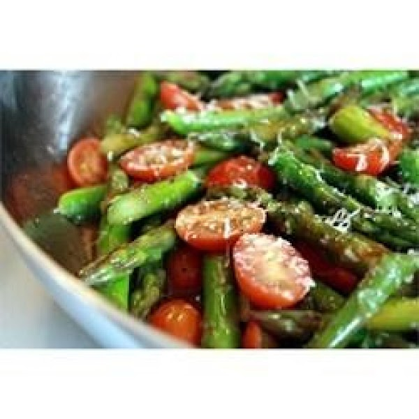 Asparagus Side Dish Recipe