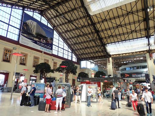 Gare de Marseille-Saint-Charles