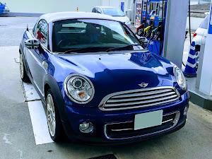 MINI Coupeのカスタム事例画像 ともきさんの2020年07月16日10:31の投稿
