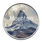 Mountain for KLWP icon
