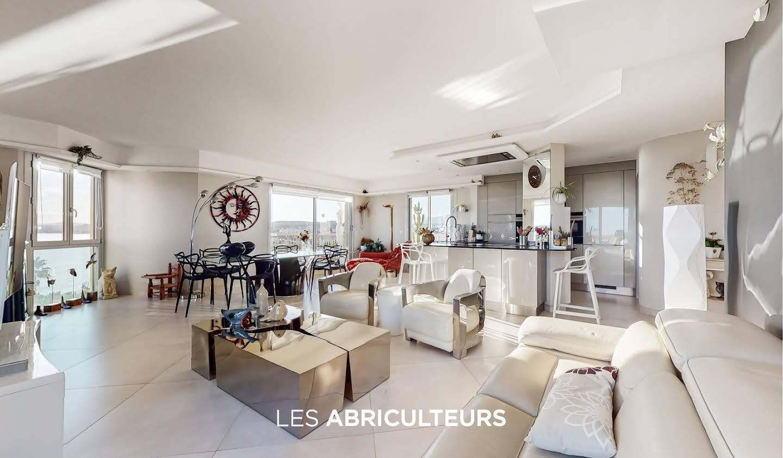 Appartement avec terrasse et piscine Cagnes-sur-Mer