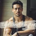 Tiger Shroff Fan App icon