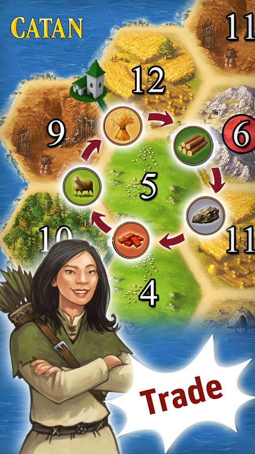 Catan- screenshot