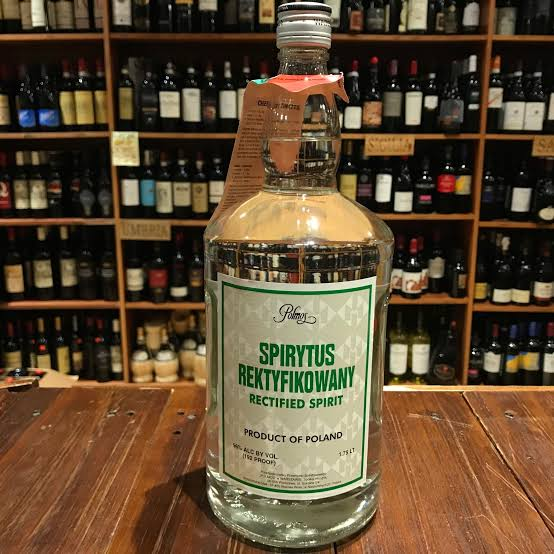 strongest-alcoholic-drinks-in-the_world_Spirytus_Rektyfikowany