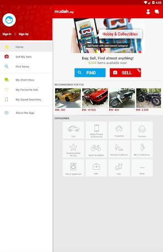 Mudah.my - Find, Buy, Sell Preloved Items  screenshots 8