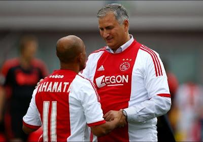 Simon Tahamata de retour à l'Ajax