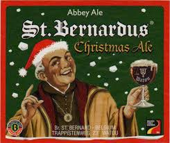 Logo of St Bernard Christmas Ale