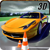 Real Manual Car Simulator 3D