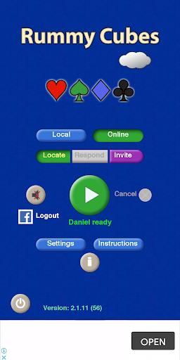 Rummy Cubes modavailable screenshots 3