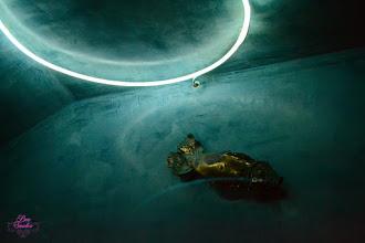 Photo: Inside the ocean