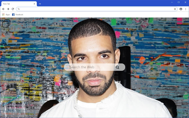 Cool Drake HD Wallpapers New Tab Theme