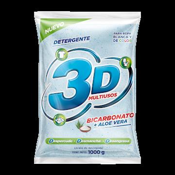Detergente 3D Multiusos