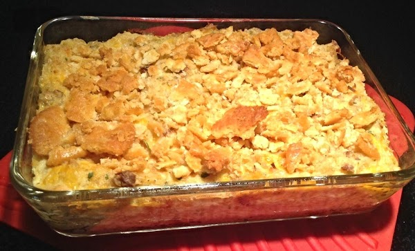 Chicken And Dressing Casserole Recipe