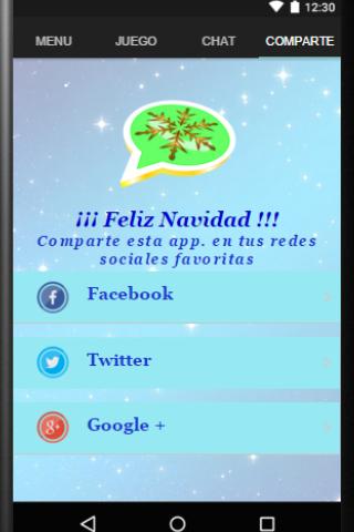 android Feliz Navidad para Whatsapp Screenshot 7