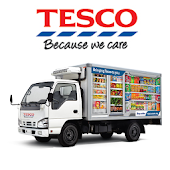 Tesco Deliveries