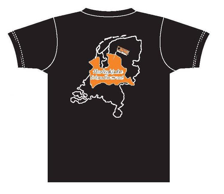 Regio Utrecht erkemeder t-shirt dames