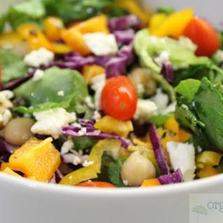 Mediterranean Cabbage Salad Recipes.