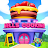 Hell's Cooking — crazy chef burger, kitchen fever logo
