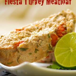 Fiesta Turkey Meatloaf.