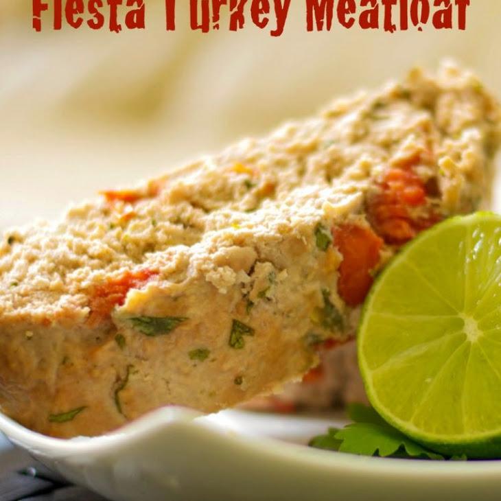 Fiesta Turkey Meatloaf