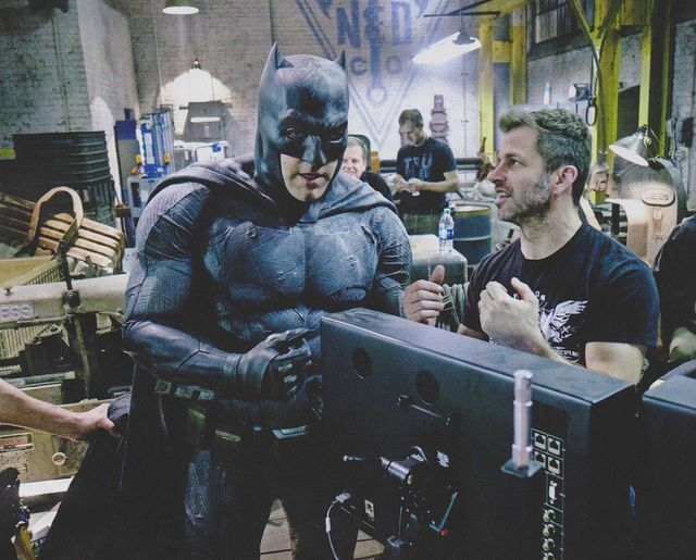 Batman v Superman - Zack Synder & Ben Affleck