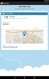 TripIt: Travel Organizer- screenshot thumbnail