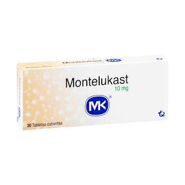 Montelukast Mk 10 Mg X   30 Tab Mast TQ