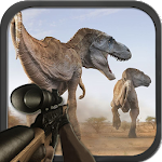 Hunting Jungle Dinosaur 3D Icon