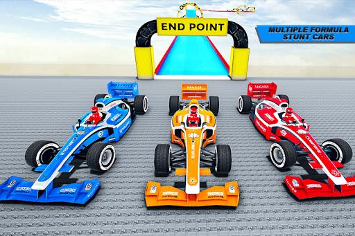Gt Formula Car Racing Stunts : Impossible Tracks 1.3 screenshots 15