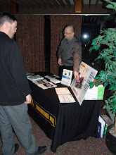 Photo: the Engineered Air tabletop display