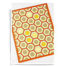 Birch Press Die - Honeybee Layer Set