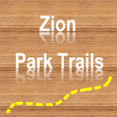 Trails of Zion National Park