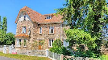 maison à Charbonnat (71)