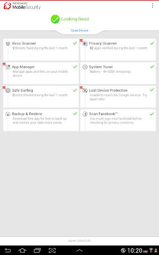 行動安全防護、防毒與效能強化精靈|玩工具App免費|玩APPs
