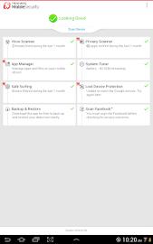 Mobile Security & Antivirus Screenshot 7