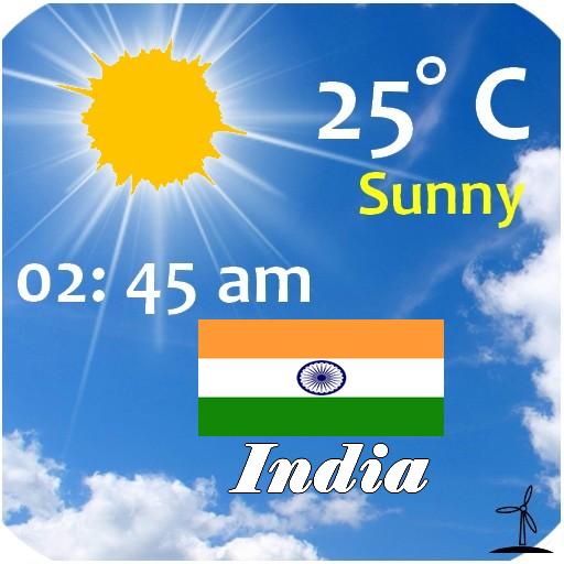 인도 05 일 날씨 天氣 App LOGO-硬是要APP