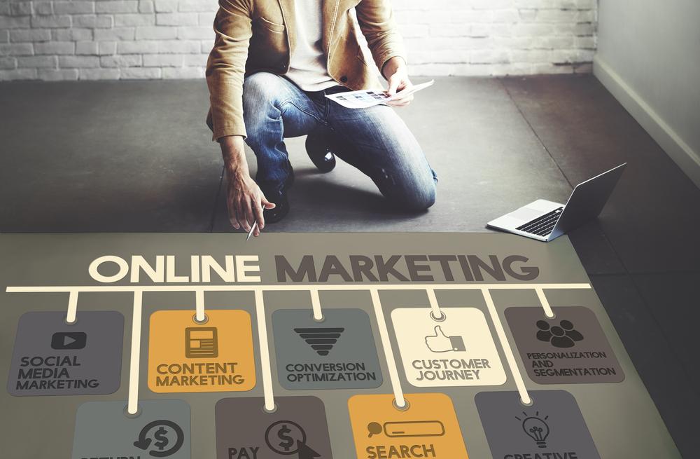 online marketing, Digital marketing