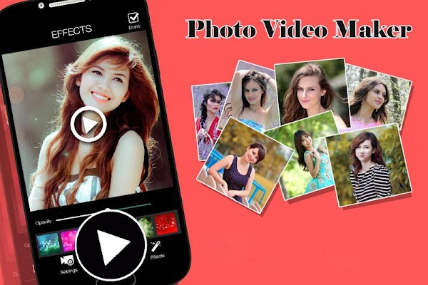 Photo Video Maker with Music - screenshot