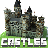 Castles Maps for Minecraft PE