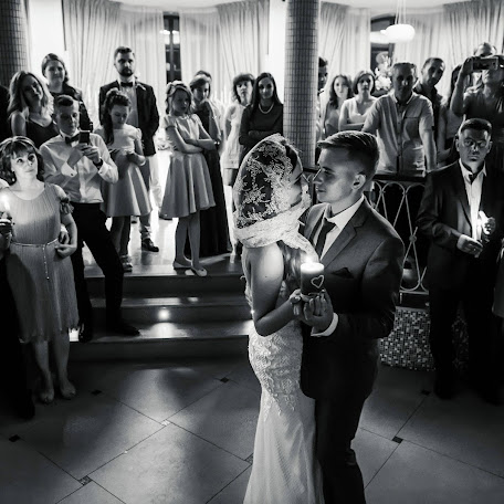 Wedding photographer Sergey Kapranov (photoKapranov). Photo of 13.02.2018