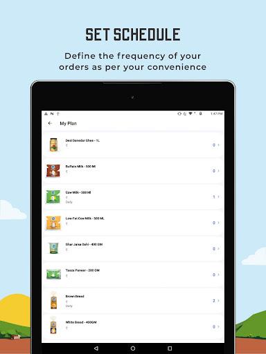 Country Delight - Online Milk Delivery App screenshots 11