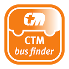 CTM BusFinder icon