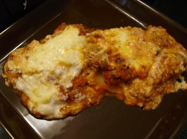 Cheesy Turkey Lasagna Recipe