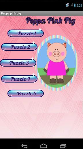 Juegos de puzzles de Pepa
