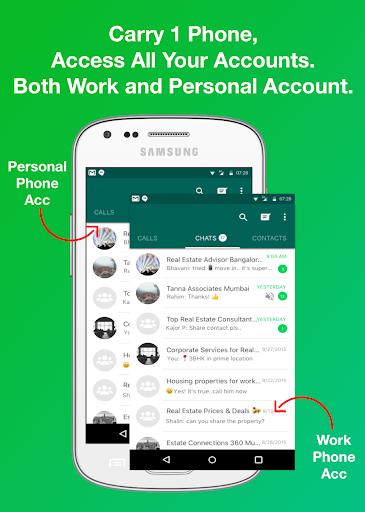 W Dual Messenger screenshot 4
