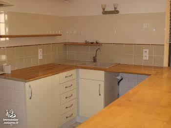 Appartement 2 pièces 63,77 m2