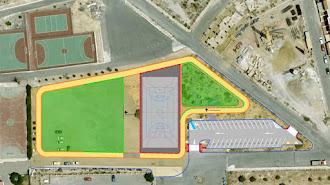 Plano del proyecto a desarrollar en Huércal.