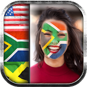 Flag Face - Flags Of The World Photo Editor