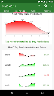 Market Sensei Stock Prediction- screenshot thumbnail